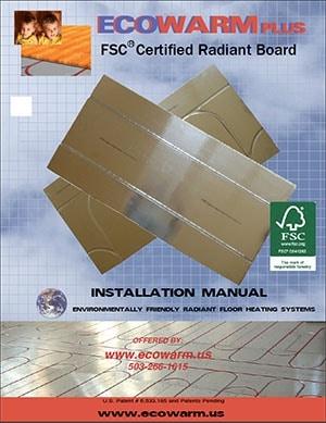 Ecowarm Installation Manual