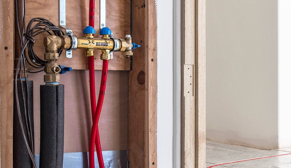 Ecowarm Radiantboard is Energy Efficient