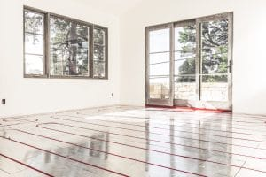 Ecowarm Radiant Floor Panel Heating