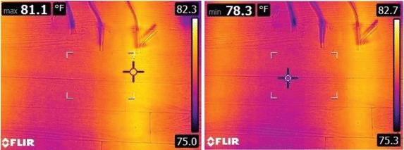 Ecowarm Temperature