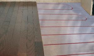 Hardwood Considerations Over Ecowarm Radiantboard Ecowarm