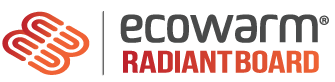 Ecowarm Radiant Heating Boards