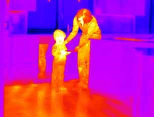 Ecowarm Radiant Floor Heating Provides Warm Thermal Comfort