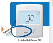 Floor Temperature Control