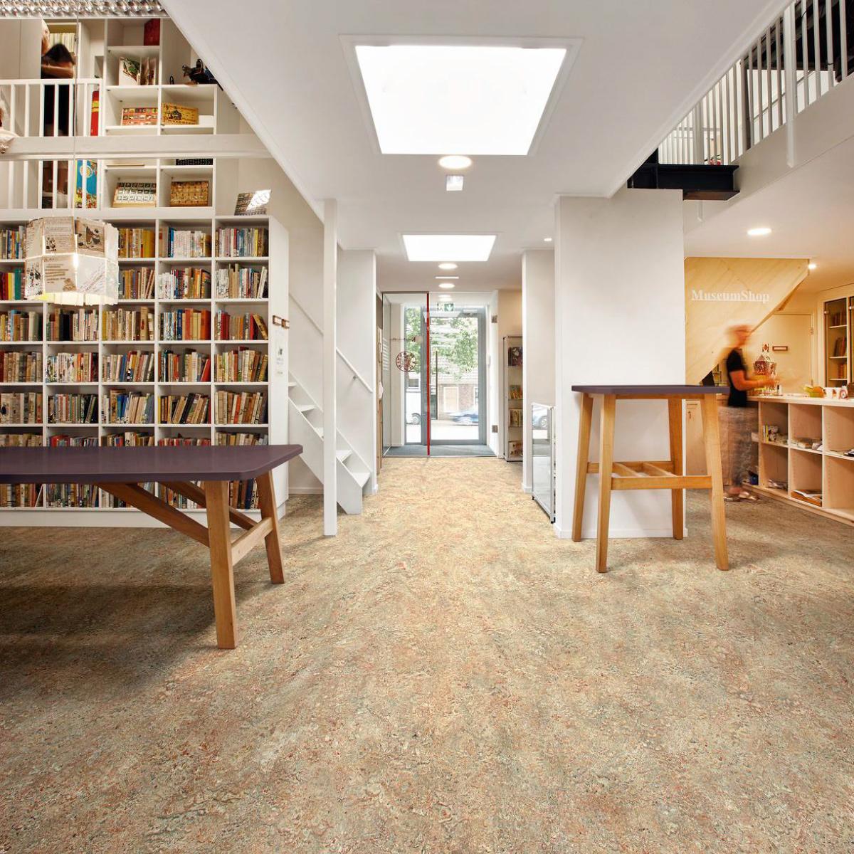 Marmoleum Flooring Ecowarm