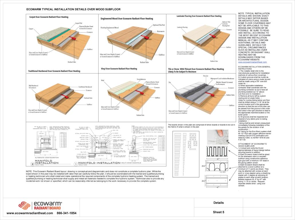 Details Sheet