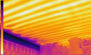 Radiant Ceiling Heating Panels